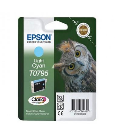 p Epson T0795 cartucho de impresionbrulliTipo de consumible Cartucho de impresion liliTecnologia de impresion Chorro de tinta l