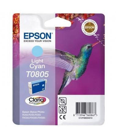 pCartucho de tinta Epson T0805brbrph2Especificaciones Tecnicas h2 pulliColor Cyan liliCapacidad 74Ml liliCompatible liulliEpson