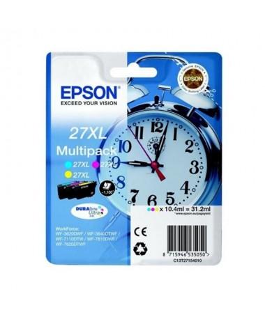 STRONGEspecificaciones tecnicasbr STRONGULLIMarca Epson LILIModelo C13T2715 LILIColor Multipack color LILIColor de la tinta Cia
