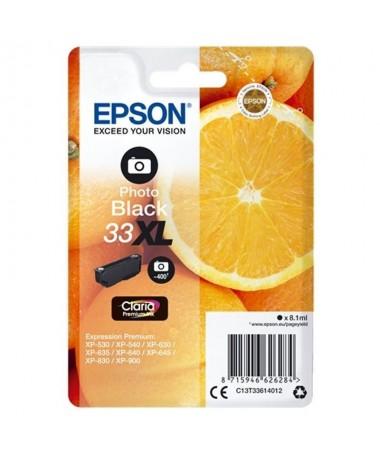 pul liMarca compatible Epson li liColores de impresion Photo Negro li liProductos compatibles XP 530 XP 540 XP 630 XP 635 XP 64