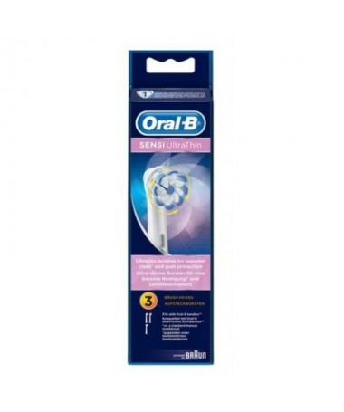pul liSensitive Sensi Ultrathin Especialmente disenado para una limpieza suave y superior a la de un cepillo manual normal Sus