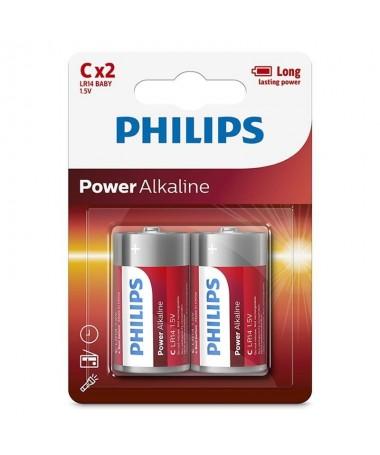 pul liTipo C LR14 Alkaline li liVoltaje 15V li liComposicion quimica alcalina li liblister PET li ulbr p