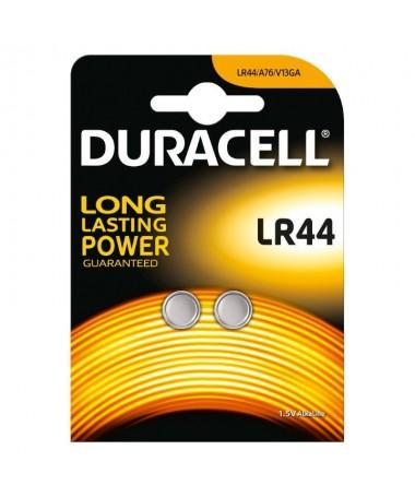 pLas duraderas pilas de boton alcalinas Duracell LR44 son una opcion segura para alimentar tus dispositivos medicos glucometros
