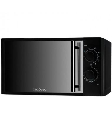 ph2MaS FaCIL QUE NUNCA h2Utilizar este microondas te va a resultar tan sencillo que te encantara calentarte la comida a diario