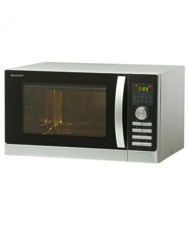 pul liAcero inoxidable li liCapacidad 25L Funcion Especial Pizza li liPantalla LCD li liMicroondas 900W li liConveccion 2500W l