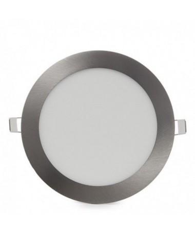 pDownlights extrafinos color plata con difusor de policarbonato Incluye Driver LED Isolatedbrbrul liMODELO LS 102104 li liPOTEN