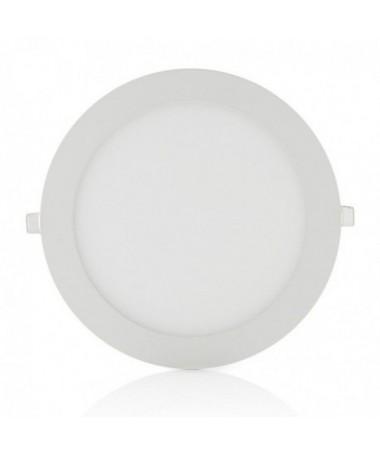 pDownlights extrafinos de aluminio lacado blanco con difusor de policarbonato Incluye Driver LED Isolatedbrbrul liReferencia LS
