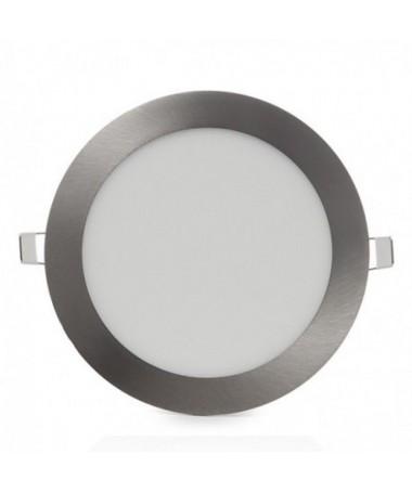 pDownlights extrafinos color niquel con difusor de policarbonato Incluye Driver LED Isolatedbrbr pul liReferencia LS 102113 li