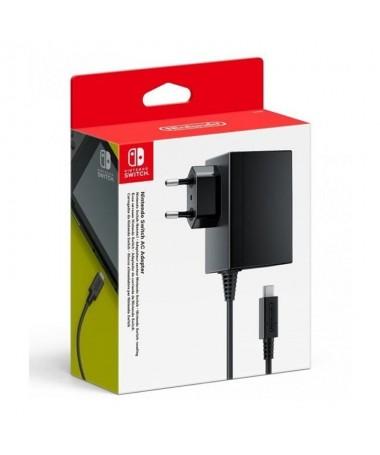 pspan style background color initial Adaptador de corriente con conexion USB C compatible con la consola Nintendo Switch spanbr