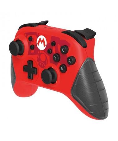 pul liLicencia oficial de Nintendo li liConexion inalambrica via Bluetooth li liAcelerometro y giroscopio li liConexion tipo mi
