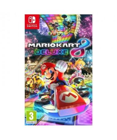 pul liLos populares circuitos y personajes de la version de Wii U estan de vuelta junto a los circuitos y personajes descargabl
