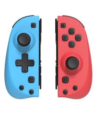 pMY JOY PLUS JOYCONSbrul liControlador BLUETOOTH para Nintendo SWITCH li li Funciones TURBO y MACRO li li Motor de doble vibrac
