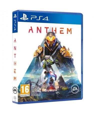 pAnthem para PlayStation 4 Xbox One y PC te invita a experimentar una accion cooperativa RPG en un mundo nuevo y misterioso de