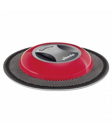 PEsta mopa electrica inteligente slim navega de forma autonoma por el suelo atrapando la suciedad hasta el polvo mas fino en un