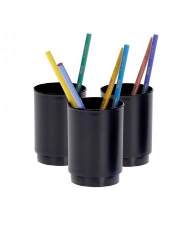 Cubilete redondo fabricado en plastico de excelente calidad