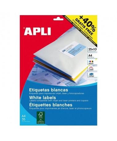 pEtiquetas para impresoras Inkjet Laser y FotocopiadorasbrLas etiquetas autoadhesivas blancas para impresoras Inkjet Laser y Fo
