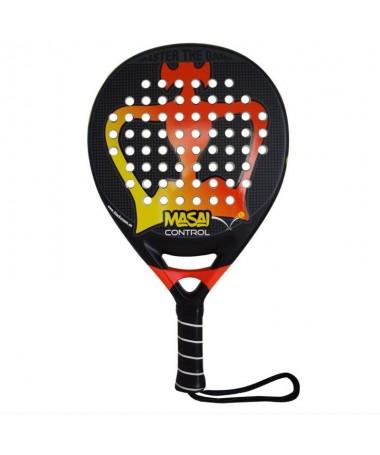 pConoce la nueva Black Crown Masai Control una pala de gama alta para jugadores profesionales o intermedios con un estilo de ju