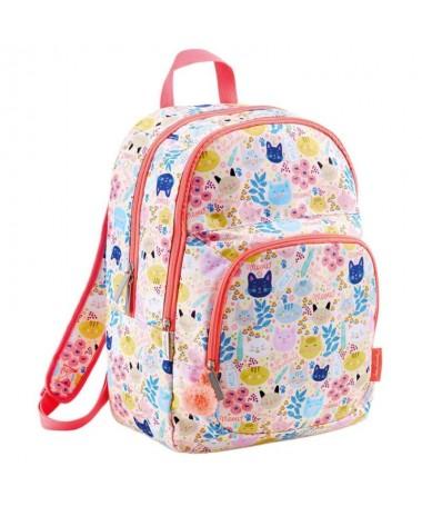 p pul liSi necesitas mucho espacio y quieres tener tus objetos bien ordenados esta es tu mochila li liMochila grande con tres c
