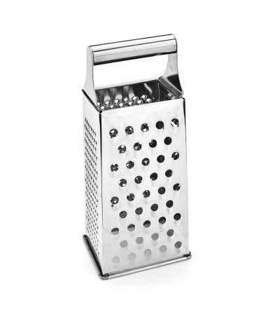 pul liRallador 4 caras 4 tipos de rallado en una sola pieza Rallador de paso grueso fino a laminas y de queso li libCuidados b