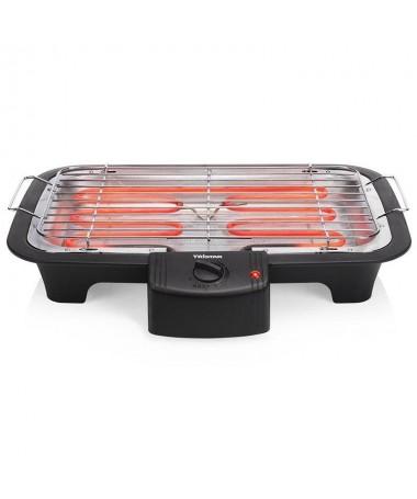 pLa barbacoa electrica Tristar BQ 2813 es perfecta para cocinar en el exterior en los calurosos dias de verano despreocupandose