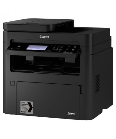 pLa MF267dw es una impresora multifuncion inteligente perfectamente disenada para la oficina domestica y de menor tamano Ofrece