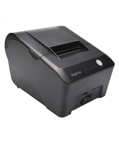 pLa APPPOS58MU es una impresora termica de tickets compacta fiable y rapida Compatible con el sistema POS Ofrece caracteristica
