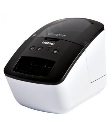 pImpresora de etiquetas profesional con tecnologia termica directa con funcion 8220Conectar y Etiquetar8221 Impresion de hasta