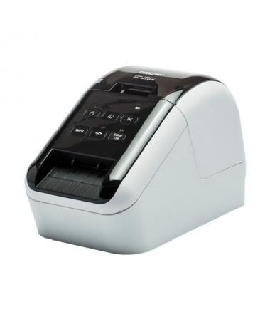 pImpresora de etiquetas profesional termica directa conexion WiFi e impresion a negro y rojobrbrul liAncho maximo de etiqueta m