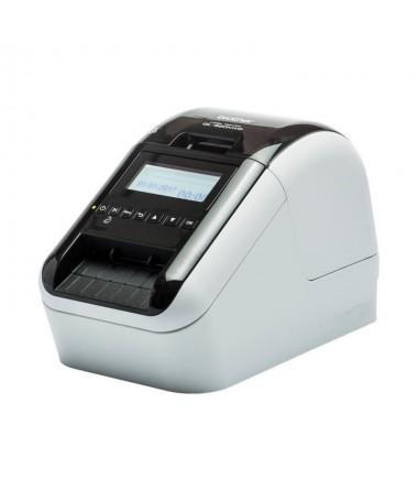 pImpresora de etiquetas con WiFi Red cableada Bluetooth MFi e impresion a negro y rojobrul li h2General Impresoras de etiquetas