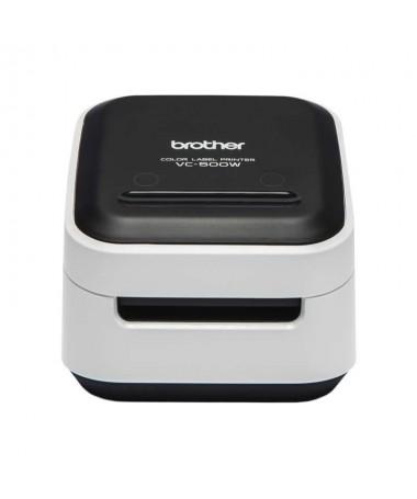 Impresora de etiquetas para utilizar desde dispositivos moviles Conectate via WiFi a la app Colour Label Editor o desde el soft