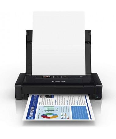 ph2Impresion A4 portatil h2Imprime desde cualquier lugar con la impresora de inyeccion de tinta A4 inalambrica mas pequena y li