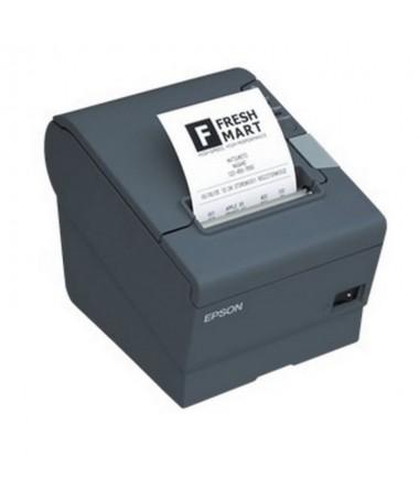 pLa TM T88V es una autentica innovacion en el desarrollo de lasimpresoras de recibos para puntos de venta y los resultados sonm