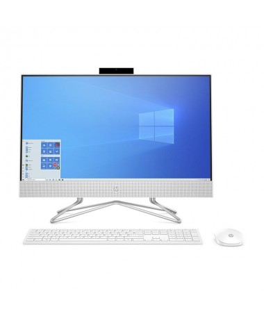 pEl ordenador All in One de HP auna la potencia de un sobremesa con la elegancia de una pantalla con microborde en tres lados e