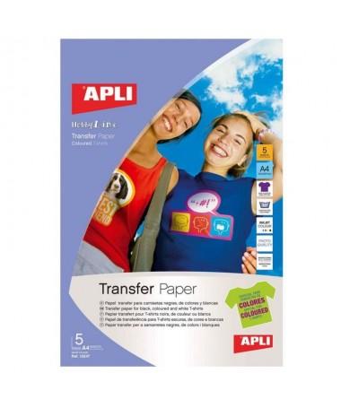 pPersonaliza tus camisetas sea cual sea su color con este fantastico producto Facil fiable y no sera necesario que imprimas en