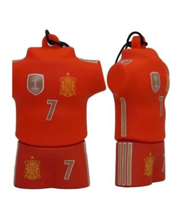 ppPendrive diseno equipacion seleccion de futbol espanola ph2Especificaciones h2brulliCapacidad 32 Gb liliCategoria Deportes li