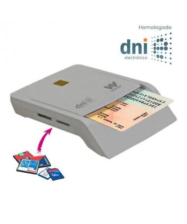 ph2Lector de DNI Electronico y tarjetas multimedia h2Lector de tarjetas de memoria permite leer el nuevo DNI electronico es com