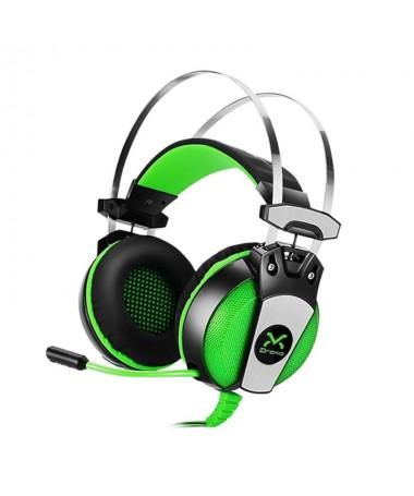 pAuriculares Gaming de calidad Premium construidos con materiales de alta calidad y un sonido definido y contundentebrul liDiam