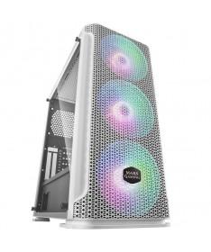 p3 ventiladores extra grandes de 140 mm CHROMA RGB y una rejilla frontal Diamond dotan de una refrigeracion excepcional Estruct