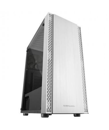 pDiseno elegante minimalista sin renunciar a una refrigeracion excelente incluso en el panel frontal Soporte de hasta 8 ventila