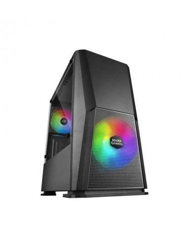 ph2CAJA COMPACTA GAMING MCONE h2pCaja compacta RGB AVANZADA para configuraciones Gaming de alto rendimiento en formatos MicroAT