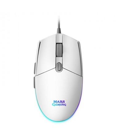 pMaxima precision en el minimo espacio el raton MMG de Mars Gaming saca el maximo partido a tus habilidades con un tamano total