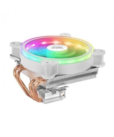 ph3Mars Gaming MCPU220nbspes un ventilador con diseno horizontal y perfil bajo con un rendimiento extremo en refrigeracion por