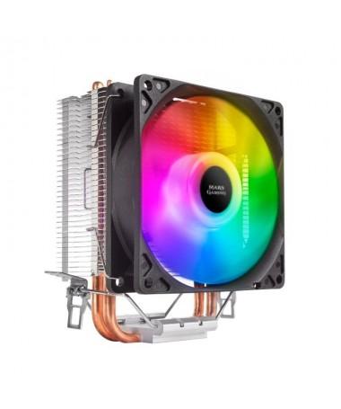 ph2ALTO RENDIMIENTO TDP 130W h2Capaz de soportar CPUs de hasta 130W de TDP gracias a sus dos heatpipes HCT y a su gran radiador