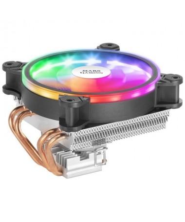 ph3span style font weight normal Mars Gaming MCPU220 span span style font weight normal es un ventilador con diseno horizontal