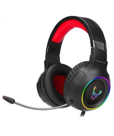 pAuriculares para Gamers Stinger RX 930 H con sonido virtual 71brConecta los auriculares RX 930 H y disfruta de una experiencia