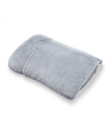 pEsta almohada de masaje shiatsu ofrece un masaje relajante en los hombros cuello espalda y piernas gracias a su forma universa
