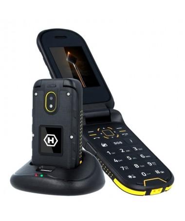 ph2Hammer BOW h2Es una propuesta para todos los aficionados a la marca myPhone y los telefonos con tapa El dispositivo nuevo se