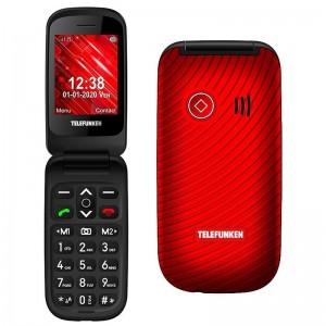 pEste telefono se ha disenado para responder a las necesidades de la personas mayores Posee una gran interfaz facil de leer nav