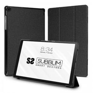 pProtege tu nueva Galaxy Tab A7 2020 T500 505 de 1048221 con esta funda Shock Case en todo momento Tiene un diseno simple y ele