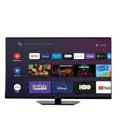 pul libEspecificaciones b li liSmart TV con sistema Android TV Oficial li liClase energetica A li li50 126 cm li liWi Fi incorp